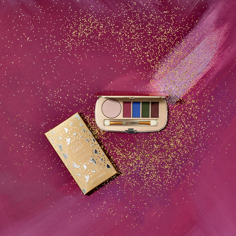 jane iredale Happy Together Weihnachtskollektion Let's Party