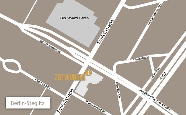 ZEITWUNDER Berlin-Steglitz