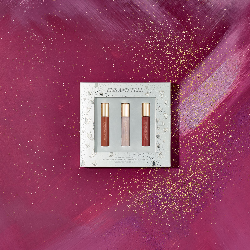 jane iredale Happy Together Weihnachtskollektion Kiss And Tell