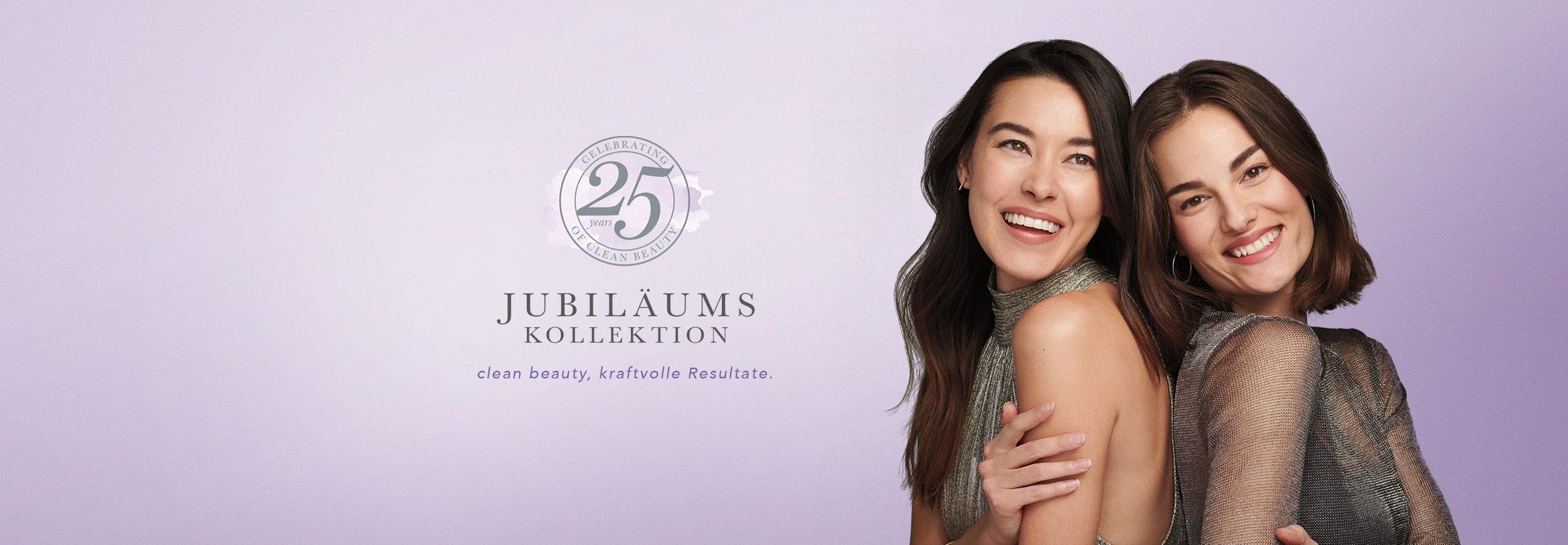 Clean Beauty, Powerful Results - jane iredale Jubiläumskollektion